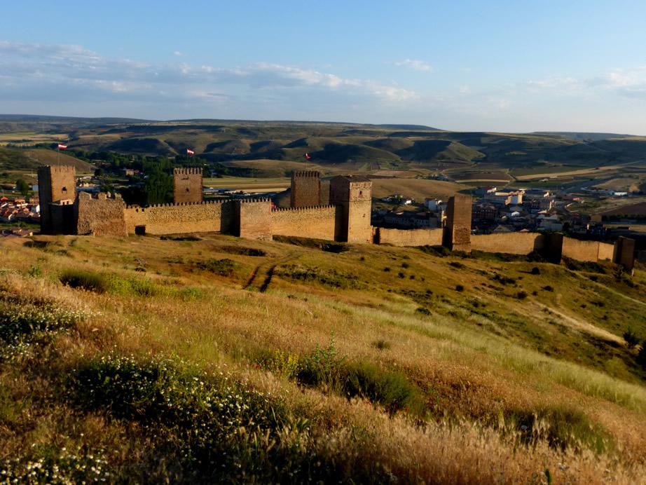 Castillo de Molina de Aragón. Señorío de Molina. Zona Trufera