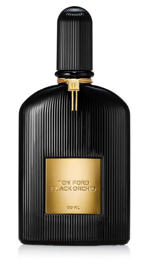 Perfume y fragancia con olor a trufa negra. Black Orchid